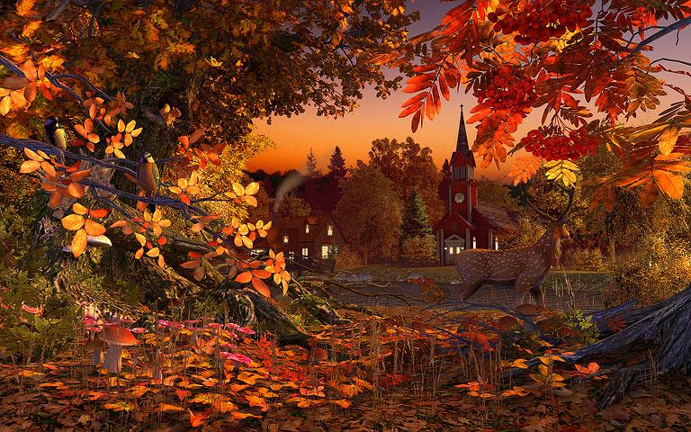 http://ru.3planesoft.com/img/autumnwonderland_widescreen01.jpg