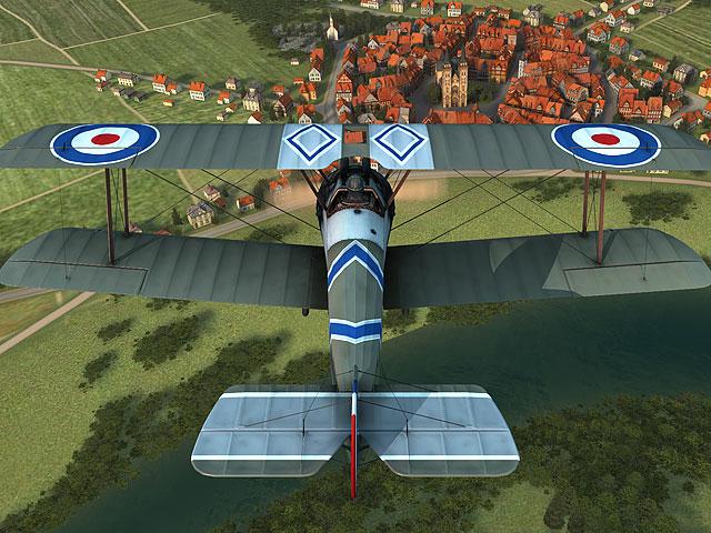 """Vintage Aircrafts 3D Screensaver  """" Screen3D.ru - лучшие заставки и..."""